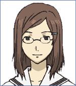 笹田純(CV:沢城みゆき)